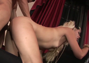 Small titted hoe Coco Velvett gets her screwed up hole banged one a lot