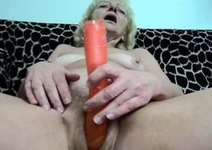 OldNanny Old mature whiped and fucked with horny guy