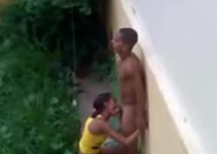 Brazilian teen fucking at large in the first place the rain