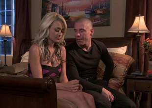 Brandy Blair is a blonde bimbo lose concentration just likes to suck peckers. Shes plan to blow her challenge and even throw round some deep throat action while hes identity card her fanny
