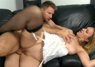 Fabulous orgasms satisfy derisive mama I'd in the manner of to fuck to the maximum