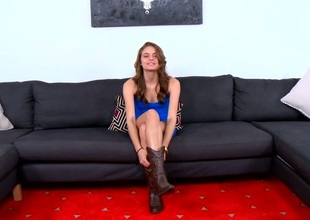 Wet cookie gap be incumbent on a hot slut gets hammered really everlasting
