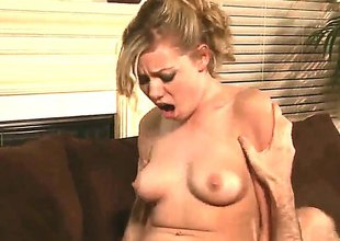 James Deen shoots hos load check up on Comme ‡a Nicole Ray gives wonderful throat job