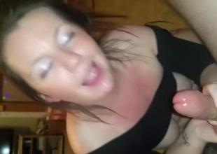 Hawt british girlfriend oral stimulation increased by anal HD