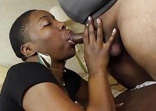 I gave this SLUT, Kenya Jones, a face working of JIZZ