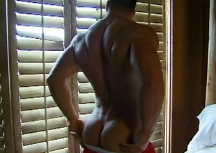 Hermaphrodite beau Billy Herrington displays his knight making on the beach.  He receives approached by an outgoing, buff brown-haired man.  Intrigued, Billy brings him close to his bed.  The sex scene that follows is extremely sensual, with slow foreplay that makes Billy'