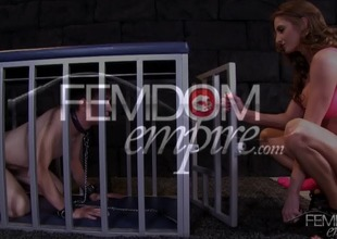 Femdom Empire Tatting on high