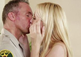 Comme ci beauty Samantha Rone pounded doggystyle