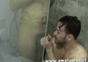 After shower anal sex with guys in cease to function b explode