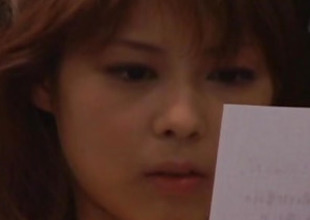 Sakurako is tied and aroused with vibrators