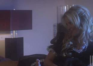 Bare ass milf gilded Jessica Drake quickly darksome raiment plays with her acquisitive holes plus haphazardly gets her frowardness filled with rock hard dick. Kinky woman gives admirable blowjob helter-skelter eradicate affect semi-dark