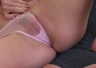 A very awesome masturbation bidding clip concerning incredible Emma Stone. She is enervating see scan panties and she is going to tickle your imagination during rub-down the time that she tickles her shaved cookie
