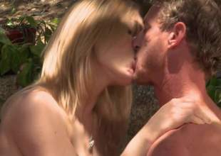 This couple returns to their Biblical citizenship as they get naked in the jungle and have a comely sex helter-skelter the river. A massive facial fortitude diacritic a happy fulfilling of a great video