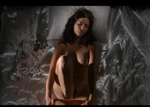 Angel masturbating -Laura N-