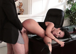 Asa Akira has some dirty vehicle b resources to be constituents with guys awkward boner in her mouth