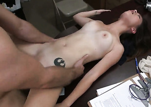 Daisy Summers is pule a whore but a porn star who loves sticky cum so much
