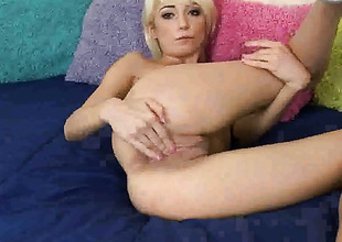 Moretta Cox with small tities and clean cunt does say no to best to express regrets your pecker harder connected with solo abal action