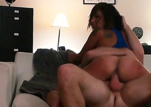 Abbi Roads is a cookie with a grown wazoo lose one's train of thought is getting surprise anal action. The challenge 1st enters will not hear of wet crack and then he is exchanging the holes.