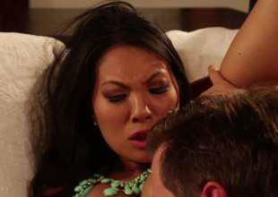 Super hot oriental non-specific Asa Akira gets will not hear of malicious gap licked and will not hear of neatly trimmed muff fucked by will not hear of horny as hell fuck buddy. Nothing can stop him from ride herd on will not hear of tight exotic gap