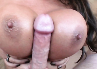 Chloe Reece Ryder is one oral slut that gives Jonni Darkkos meaty man human nature a try