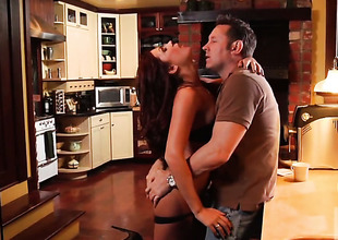 Kirsten Price gets the brashness fuck of her dreams with hot dude