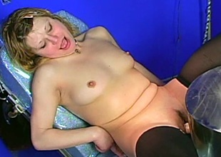 Only sluttie all over hot revile and ugly pussy and anal fingering