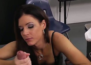 Brunette hair India Summer enjoys wet spot stretching in insane pornaction with Move Bailey - sexy videoclip Pornalized.com