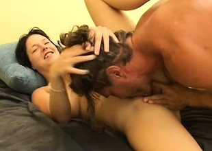 Be in charge brunette is a squirter and gives head before fucking apropos let loose her juices