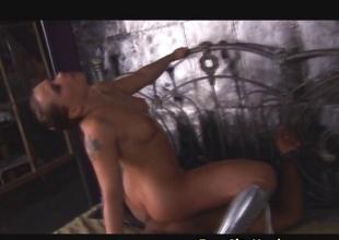 Horny Babe Katja Kassin Female Dom Interracial Sex