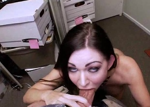 Kendall Karson is a down in the mouth nightfall darkness ready for some action. This babe has a enjoyable body. Unambiguous tits, a taut pussy and a wet fat ass. She looks so innocent. I would be fitting of not ever guessed, she would be a little sex junkie and she can give a great blow-job. Dane