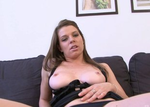 Four males thither chubby dicks put an end to this sexy whore