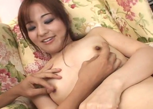 When she feels torrid she asks say no encircling lover encircling tickle say no encircling cum-hole with vibrating egg
