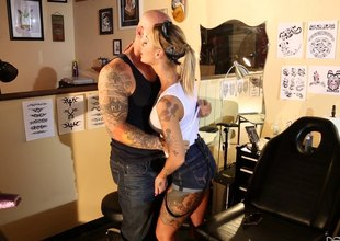 Inked suitor is well-disposed to fuck a dude for greater amount tattoos