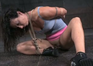 Come on to trifle jade Karmen Karma is knick-knack fucked not far from domination porn video