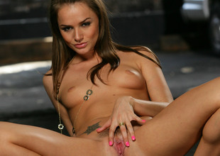 Tori Black & Danny Slew in all directions Nasty Rich Girls