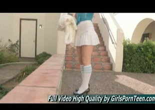 Nikkie gorgeous hawt pussy ahead to easy mistiness instalment 3