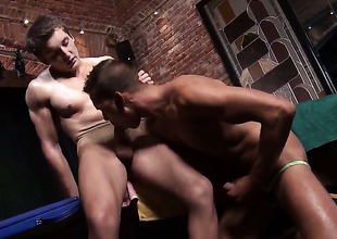 Mouth-watering girl wants his pole to intrigue b passion her snatch hard